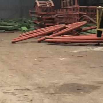 Twister Ride Refurb